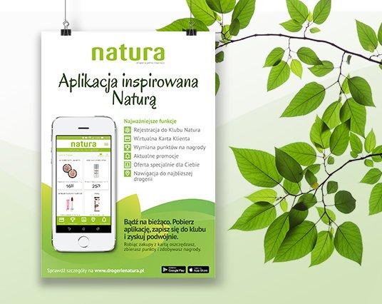 natura - aplikacja mobilna